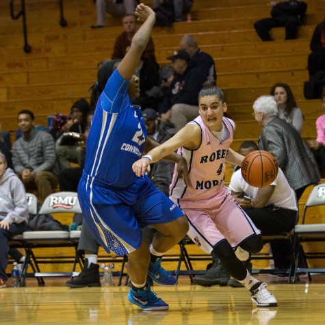 Women's Basketball Roundup: RMU vs. La Salle