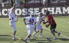 No. 3 Maryland too much for Robert Morris