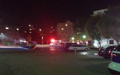 Police, fire crews respond to dumpster fire near residence halls
