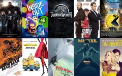 The best and worst of summer 2015