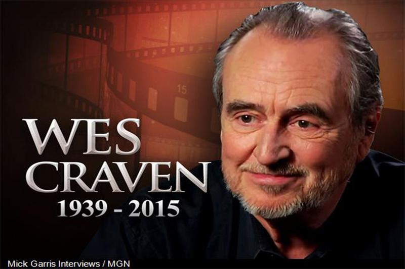 Wes Craven, Master of Horror 1939 – 2015