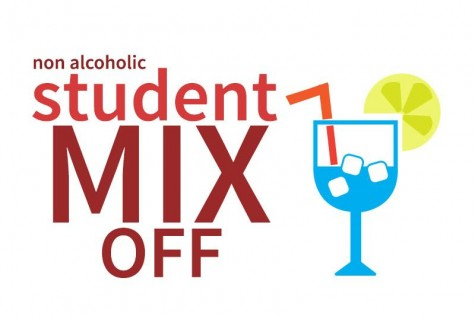 Student Mixer on Campus