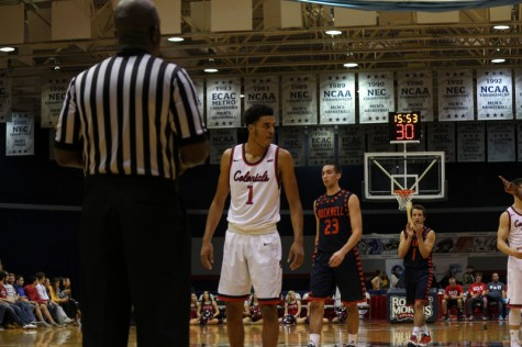 Colonials offense sends Bulldogs to the doghouse