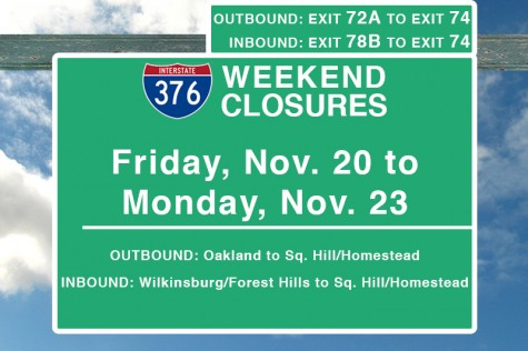 Traveling home for Thanksgiving? Avoid Parkway East if possible