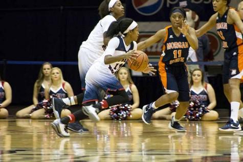 Women's Basketball Roundup: RMU vs. Mount St. Mary's