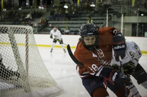 Women's hockey roundup: RMU vs. St. Cloud State
