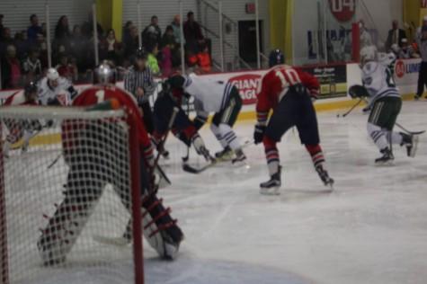 Men's Hockey: RMU vs. Sacred Heart