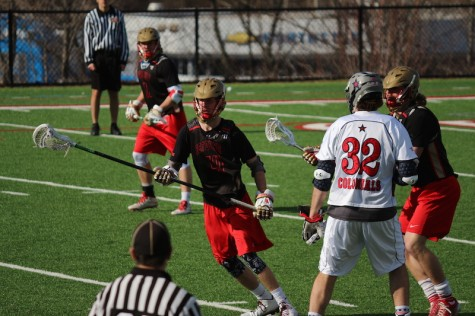 Men's Lacrosse Roundup: RMU vs. Hobart
