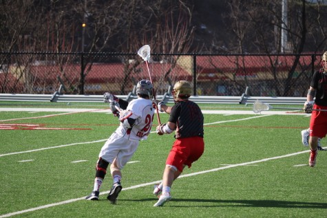 Colonials outduel Knights in home opener