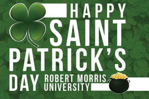 RMU celebrates St. Patrick's Day
