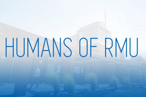 Humans of RMU: The Editor-in-Chief