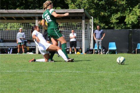 Women's Soccer: RMU vs Ohio University
