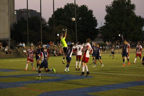 Colonials shut out by Duquesne, 1-0