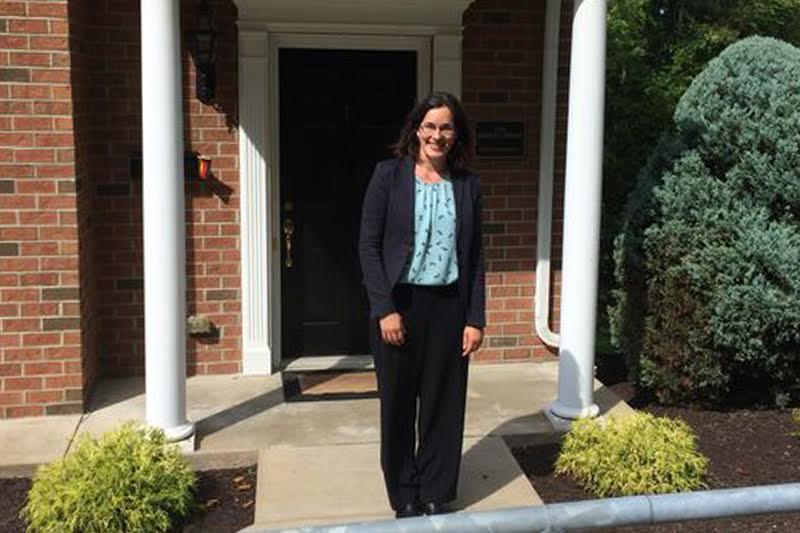 Meet the fall 2016 Rooney Scholar: Dr. Annette Forster