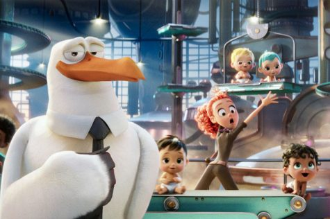 Storks: Animation that delivers