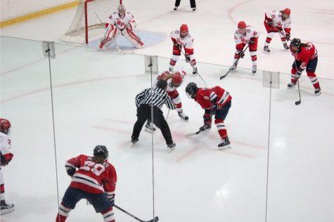 Women's Ice Hockey RMU vs RPI