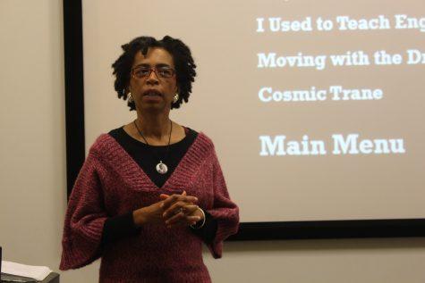 Visiting Documentary Filmmaker Nadine Patterson Artist Talk