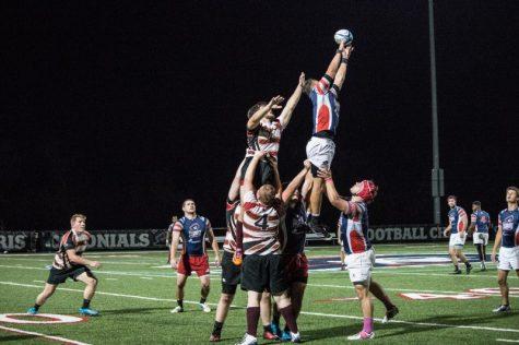 Men's Rugby: RMU vs. Fairmont