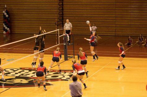 Women's Volleyball: RMU vs LIU