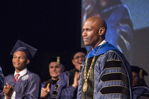 Christopher Howard inaugurated as RMU's 8th president