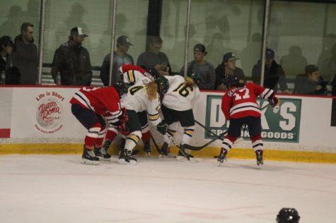Women's Hockey: RMU vs Vermont