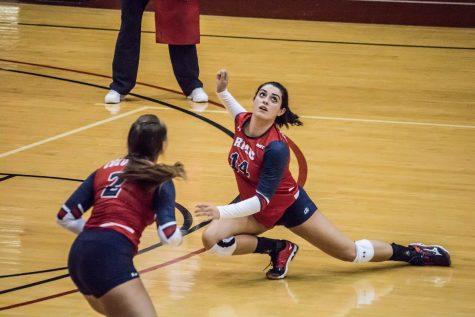 Women's Volleyball: RMU vs WVU