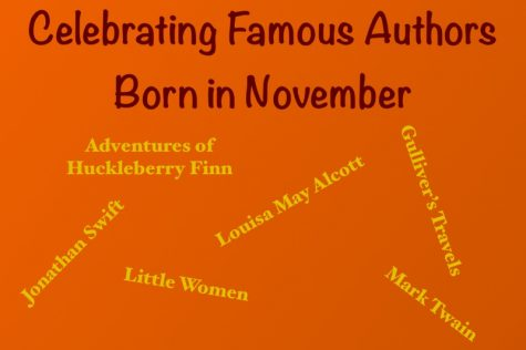 November's famous authors