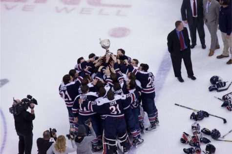 Robert Morris: Three Rivers Classic Champions