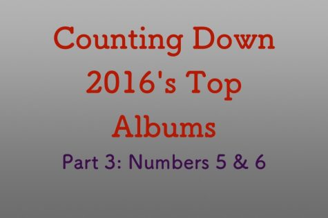 Top albums of 2016, Part 3