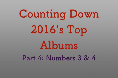 Top albums of 2016, Part 4