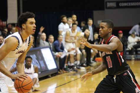 Men's Basketball: RMU vs Saint Francis