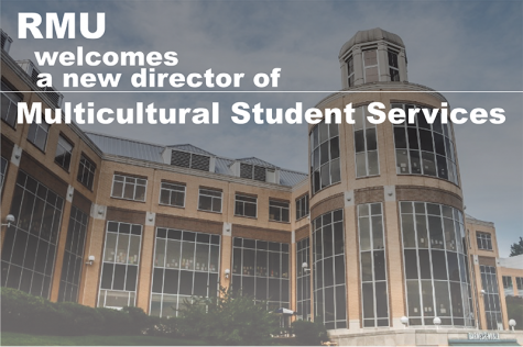 RMU welcomes new director of Multicultural Student Services