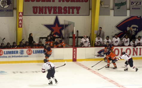 No. 7 Robert Morris clinches win over conference rival Lindenwood