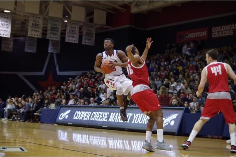 Men's Basketball: RMU vs Sacred Heart