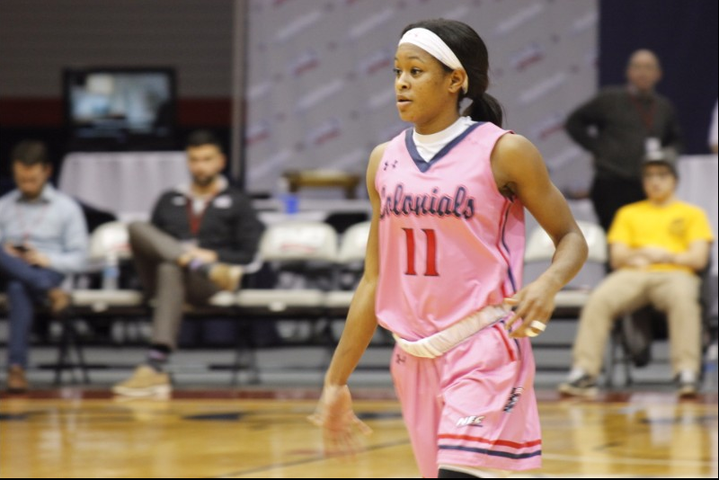 OPINION: Momentum leading women's basketball to another NEC title