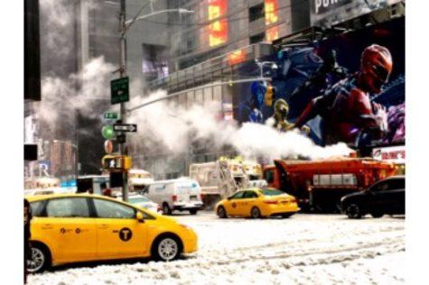 Winter Storm Stella in New York City