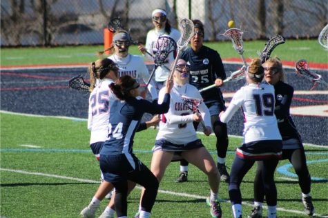 Women's Lacrosse: RMU vs Detroit-Mercy