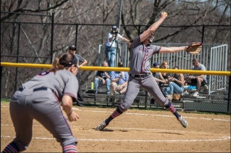 Colonials split home opener with LIU Brooklyn
