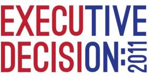 Executive Decision 2011 set to take place tonight