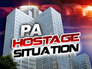 SWAT team responds to hostage situation developing in Pittsburgh