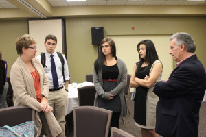 Student Government Association meeting recap