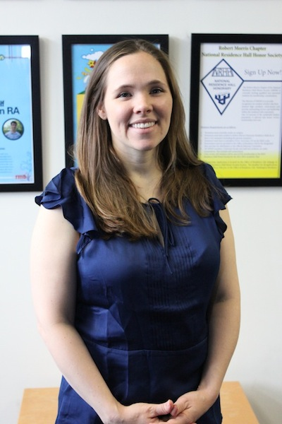 New school year brings new res life director