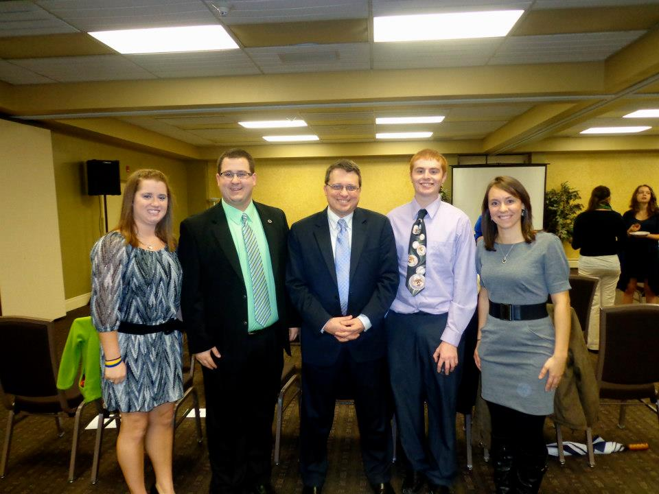 SCJ officers attend CMA fall conference, more posts to come