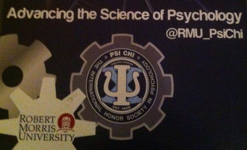 RMU Psi Chi and Psychology Club set to host Psych in a Box