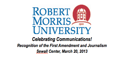 Celebrating Communications at RMU
