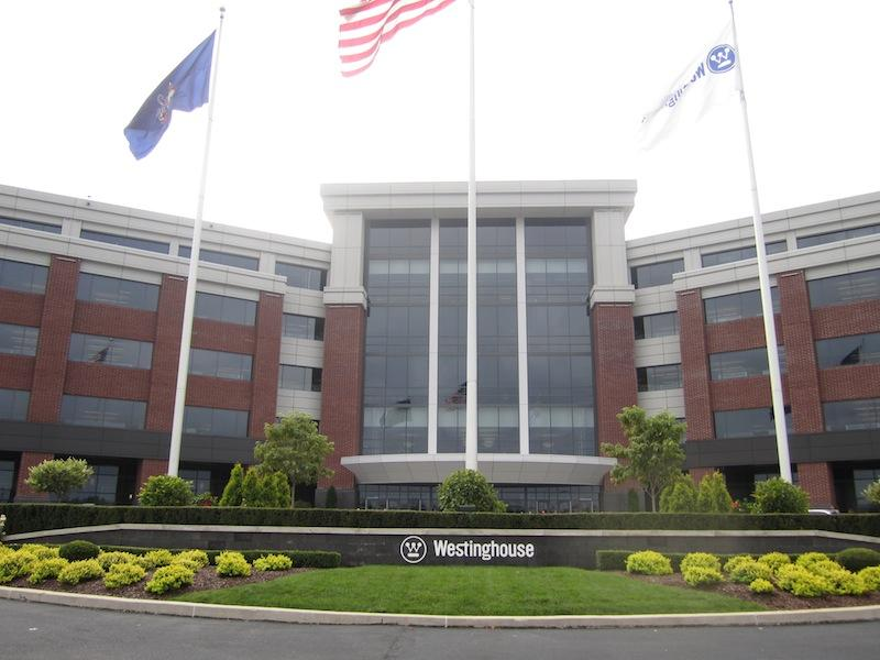 Westinghouse World Headquarters located in Cranberry