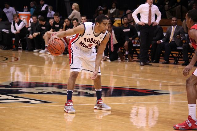 Former+RMU+guard+Williams+transfers+to+Wake+Forest
