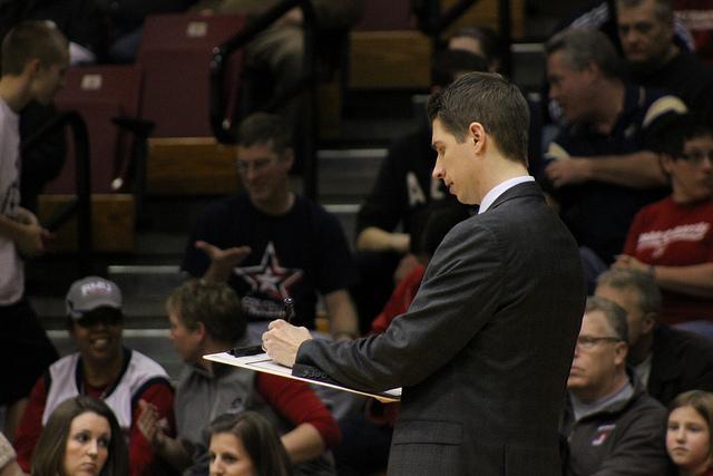 RMU Proclamation: Andy Toole destined for success outside of RMU