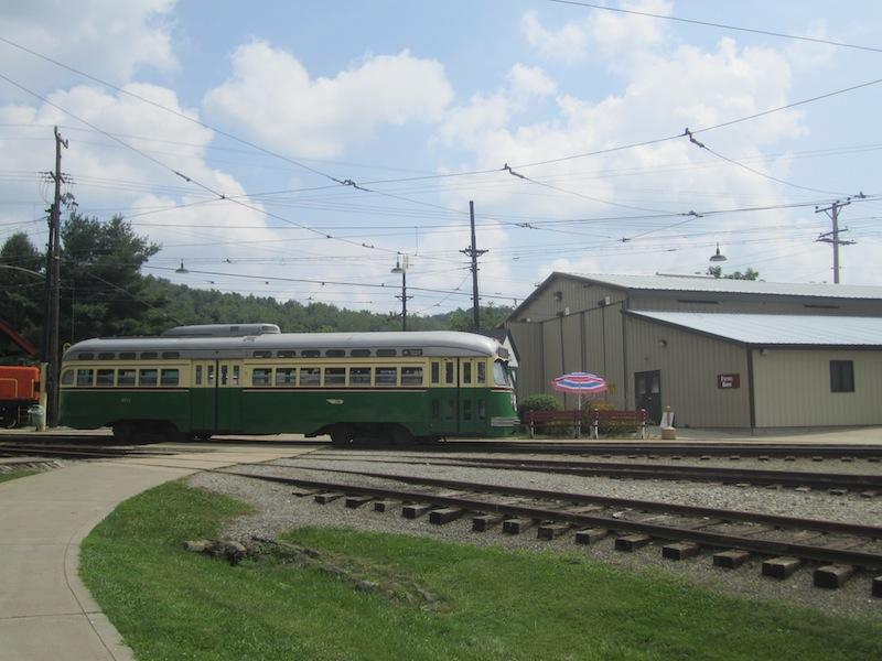 The+Pennsylvania+Trolley+Museum+located+in+Washington+County+is+celebrating+50+years.