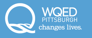 Logo courtesy of WQED Pittsburgh